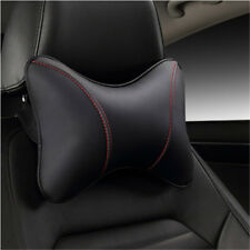 1x Car SUV Headrest Breathable Seat Head Neck Rest Support Pillow Wear-resistant