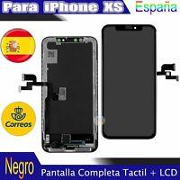 Detalles de PANTALLA COMPLETO PARA IPHONE XS A1920 A2097 A2098 LCD TACTIL Negro