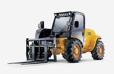 JCB Loadall 520-50 & 525-50 Telescopic Handler - Service Manual