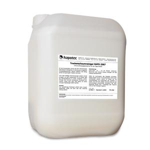 HAPO Trockenschaumreiniger 10L -Teppichreiniger, Trockenreingier, Textilreiniger