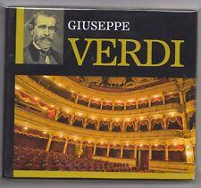 GIUSEPPE VERDI RIGOLETTO AIDA OTELLO 3CD BOOK EDITION