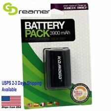 Xbox 360 Rechargeable Battery Black for Microsoft Xbox 360 Wireless Controller