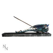 Nemesis Now Incense Guardian Stick Holder Black-green
