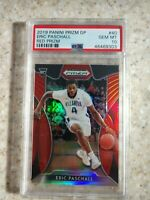2019/20 Panini Prizm Draft Picks DP Eric Paschall RC #40 Red PSA 10