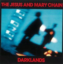 The Jesus And Mary Chain Darklands LP, Album Blanco Y Negro - 242180-1 Italy ...