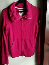 OLD NAVY WOMENS TRACK JACKET-Red, Small
