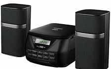 Duronic RCD017 Micro Hi-Fi Audio System with CD/MP3 CD/USB/FM Radio/AUX - and