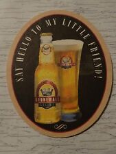 Beer Bar Coaster ~*~ COOL Beer Brewing Co Light Ale ~*~ Toronto, Ontario, CANADA