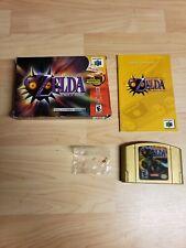 Legend of Zelda: Majora's Mask Collector's Edition (Nintendo 64) - Complete CIB