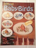 NEEDLECRAFT SHOP BABY BIRDS CROSS STITCH MAGAZINE, PATTERN 916101