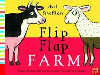 Axel Scheffler's Flip Flap Farm by Axel Scheffler, NEW Book, FREE & Fast Deliver