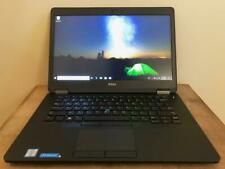Dell Latitude e7470 Intel Core i7-6600U 16GB RAM 256GB SSD WIN 10 Pro