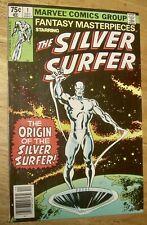 MARVEL Fantasy Masterpieces #1 SILVER SURFER comics #1 VF/NM high grade