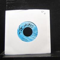 """Daddy Screw - Dozen Gal / Version 7"""" VG+ Vinyl 45 King Jammys Jamaica"""