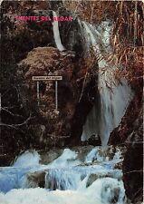 BR3316 Callosa de Ensarria Rio Algar Cascada Tall de la Caldera   spain
