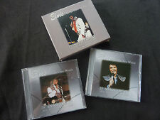 ELVIS IN HIS OWN WORDS 25TH ANNIVERSARY ULTRA RARE AUSTRALIAN 2 CD SET BOXSET!