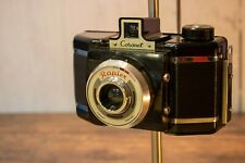 Funky Upcycled Lamp using Vintage Camera  lot 2