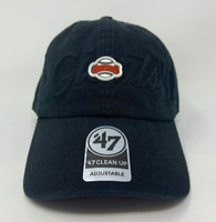 San Francisco Giants '47 Brand Strapback Adjustable Hat Black Cap MLB Baseball