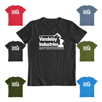 Vandelay Industries Importer Latex Seinfeld TV Show Sitcom Funny Men's T-shirt