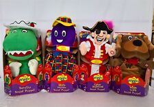 ~ Wiggles - 4 LARGE 30cm SINGING PUPPET SOFT TOY FIGURES Dorothy Wags *Few Left*