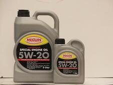 4,73€/l Meguin Megol Special Engine Oil SAE 5W-20 6 L Chrysler MS-6395 ILSAC