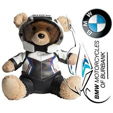 BMW Motorrad DoubleR Teddy Bear