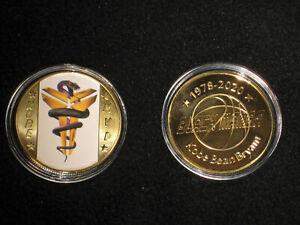 Kobe Bryant Gold Coin Trading Cards NBA Basketball Card Rookies LA Lakers Coins