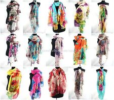 10pc wholesale hippie clothing retro flower bouquet large scarf sarong