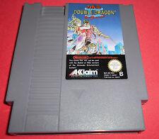Nintendo NES Double Dragon II The Revenge [PAL-EEC] Super *JRF*