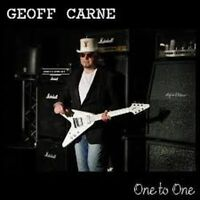 geoff carne one to one cd **Brand new and sealed** has a crack on case