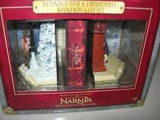 The Lion, The Witch & The Wardrobe Extended DVD & Collectible Bookends Gift Set