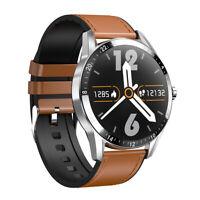 Smartwatch G20 Bluetooth Uhr Rundes IPS Display IP67 Wasserdicht LG Huawei Apple