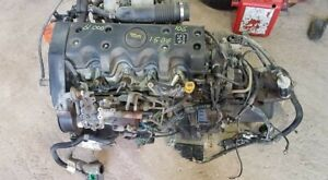 Peugeot 106 1.5 Diesel Complete Engine NOT BOX Complete Fully Tested 60K
