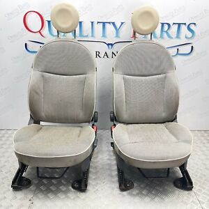 FIAT 500 2009-2016 MK1 FRONT LEFT PASSENGER SIDE SEAT ONE SEAT ONLY