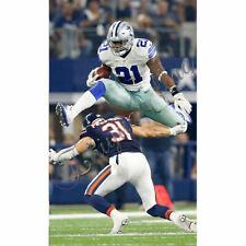 Dallas Cowboys Flag Lg 3x5 Ezekiel Elliot Famous Leap Fast Ship USA Seller