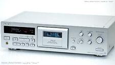 Sony tc-kb920s QS high-end 3-cabeza cassette Tape Deck!!! revisadas + 1j. garantía!