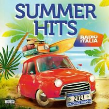Radio Italia Summer Hits 2021 Compilation (CD, 2 Dischi, 2021)