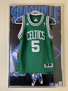 Adidas NBA Boston Celtics Kevin Garnett Basketball Jersey Size Youth Medium VTG