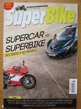 Superbike January 2015 Ducati Superleggera Hypermotard Multistrada Daytona RSV4
