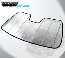 For Ford F-150 EXT 2015-19 Windshield Visor SunShade Custom Made Sun Shade w/Bag