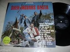 SVEN INGVARS Bästa *MEGARARE ORIGINAL SWEDISH BEAT STEREO LP*