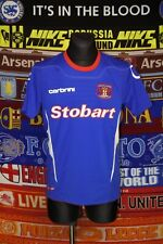 5/5 Carlisle United adults M 2011 home football shirt jersey trikot
