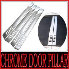 Air Cr Door Pillar Post 4pc For 1996 2000 Hyundai Elantra