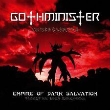 GOTHMINISTER Empire of Dark Salvation CD Neuauflage 2014