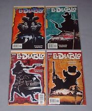 EL DIABLO - 2009 four issue mini-series from Vertigo Comics