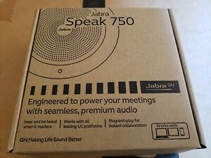 Brand New Jabra Speak 750 USB & Bluetooth Speakerphone