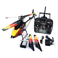 "Wltoys V913 27"" 4CH 2.4G RC Fernbedienung Single Blade Helikopter RTF Brushless"