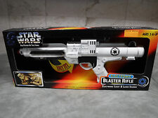 NEW SEALED Hasbro STAR WARS Role Play Electronic Blaster Rifle