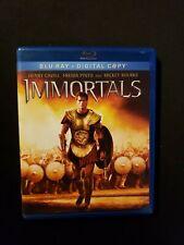Immortals Blu-ray Only No Digital Copy, Lot C3.
