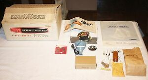 Rare Heathkit Darkroom Color Probe Adapter Model PMA-14-2 Kit  NEW OLD STOCK